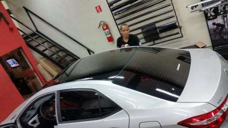 Corolla 2015 Teto Black Piano - Auto330 foto 2