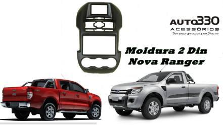 Moldura 2 Din Nova Ranger Dvd Multimidias. foto 3 jpg