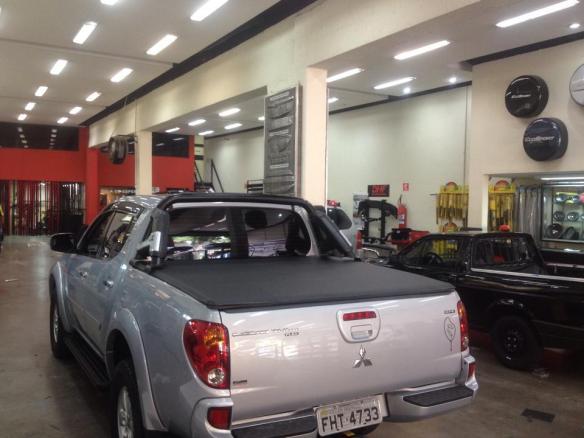 Capota Maritima Original Mitsubishi Triton foto 2  Auto330
