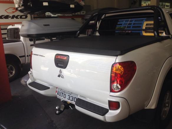 acessórios Mitsubishi Triton L200