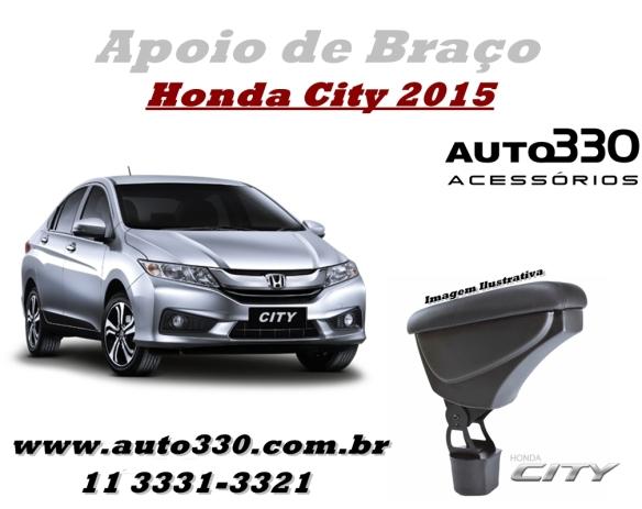 Apoio de Braço do Novo City Auto330 acessórios foto principal 3