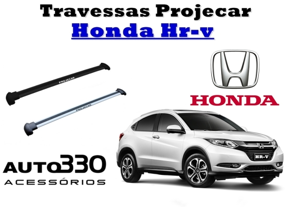 Rack Travessa Honda Hr-v - Auto330 acessórios (2)