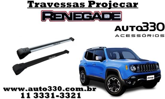 Travessas Jeep Renegade 2 - Auto330 acessórios.